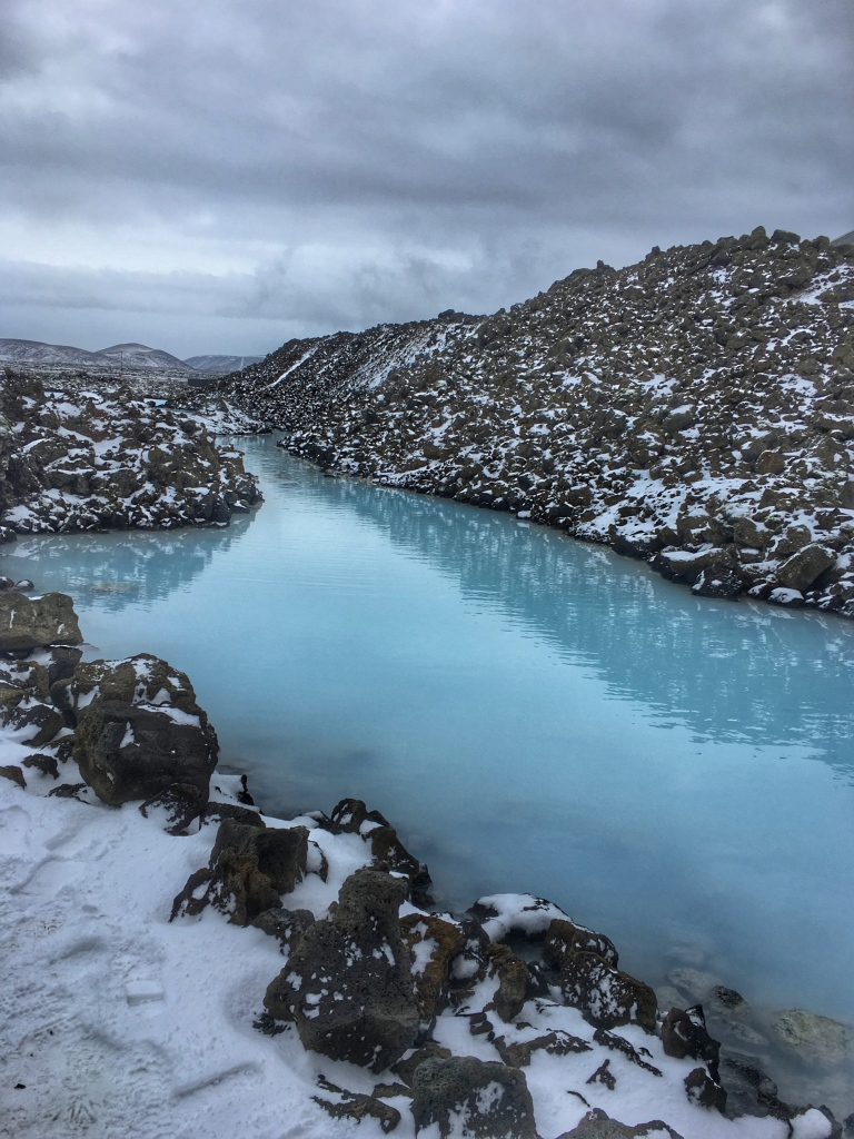 The Entrance to Blue Lagoon